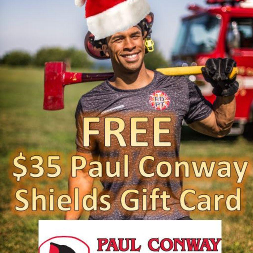 $35 Gift Card Winner Announced!