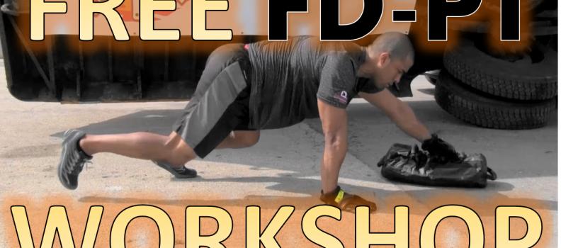 FREE FD-PT WORKSHOP!