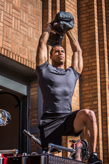 Developing A Firefighter Workout